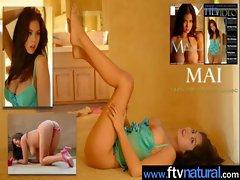 Teen Cute Amateur Girl Masturbate movie-29