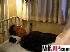 Cute Japanese Milf Girl Get Fucked Hard clip-13