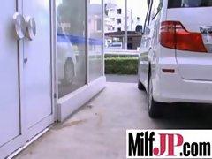 Cute Japanese Milf Girl Get Fucked Hard clip-23