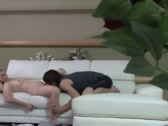 mom and son&amp,#039,s friend passionate love