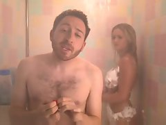 How to shower with a girl
