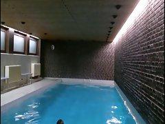 Swimming in a Loincloth