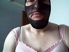 MASKED PANTY PLAY
