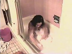 Angels Bath time