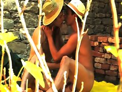 Hammerboys.tv present Summer Garden