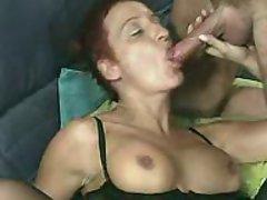 Susana De Garcia -In Den Mund Gespritzt 02
