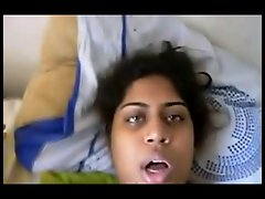 Indian BBW Fucked and Facial - POV