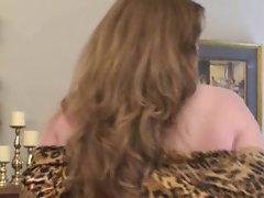 TEASE - Sharon - A Lover&amp,#039,s View (curvy sharon)