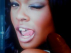 Azealia Banks Interracial Facial
