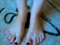 Teen Giantess Femdom Feet Trample