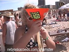 Sorority Girl Spring Break Beach Home Video Part 2