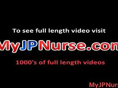 Akina sweet hot asian nurse part6