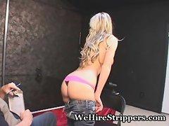 Hot Strippers Suck Cock