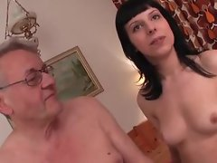 Oldmen fuck German Teen