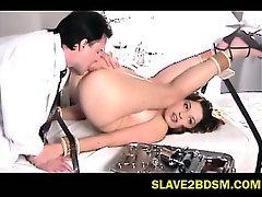 Horny doctor maltreats his patient