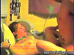 Amateur couple fuck at home for the camera
