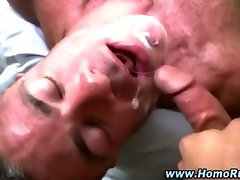 Gay fucked by straighty