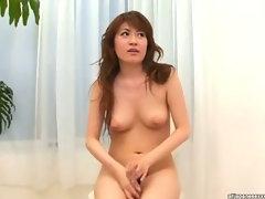 Japanese Office Worked Kaori Suck & Swallow Cum