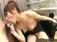 Anna Mizukawa Naughty Asian model gets