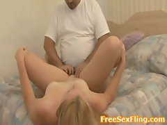 Naughty Amateur Couple Homemade Sex Video