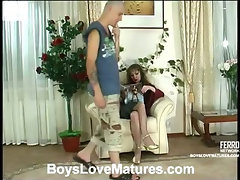 Leila&Benjamin raunchy mature video
