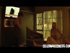 Celeb mircea monroe nude bare breasted dancing around