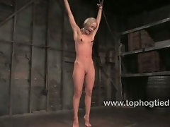 Stacey loves to get bound and helpless
