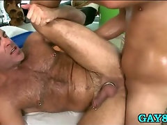 Sucking each others cocks