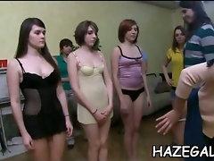 Lesbian sex in public