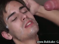 Twink fucked hard up his skinny ass