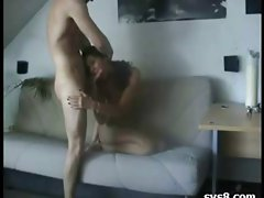 Nice sextape with loud moaning