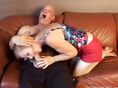 Sinful Girl Swallows
