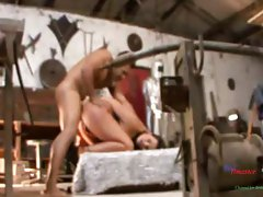 Regina Rizzi  SexMachine cena 1