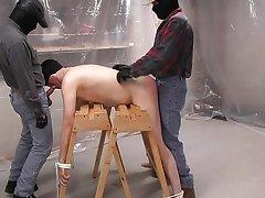 Gay domination spanking