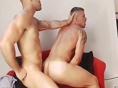 SkinheadD@m1€nCr0$$€+Balkan muscle bitchG0r@n
