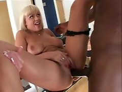 The ladies try out his monster black dick