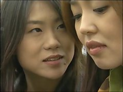 Japanese ladies having lesbian sex