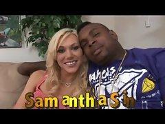 Samantha Sin vs Rico Strong