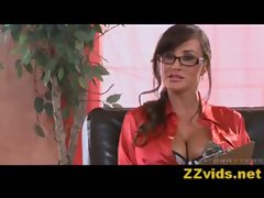 ZZvids.net presents: Busty MILF Lisa Ann hot fuck!!!
