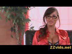 ZZvids.net presents: Lisa Ann - the hottest MILF ever!!!