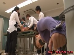 Ai Haneda amazing Japanese school teacher has intercourse