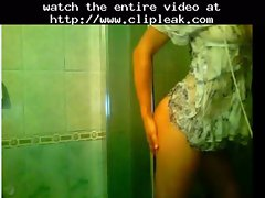Euro Webcam: Shower Tease