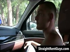 Hot hetero hunks without money go gay gay porno