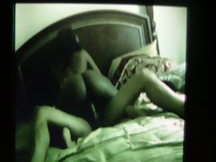 Amateur Haitian Chick Ass banged at night