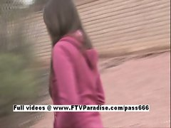 Jessy lovely Sexy girl Outdoor