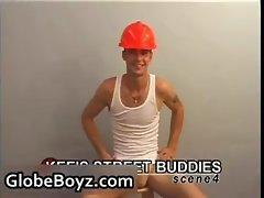 Kees Street Buddies free gay porn gay video