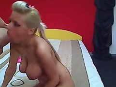 Romanian slut fucking on webcam