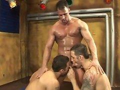 Wrestlehard Mangiatti Twins v Max Summers