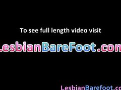 Hot Lesbians are playing with dildo part1