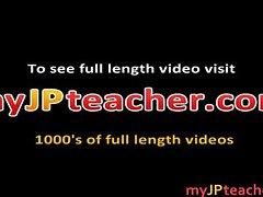 Akari Asahina Hot Japanese teacher part3